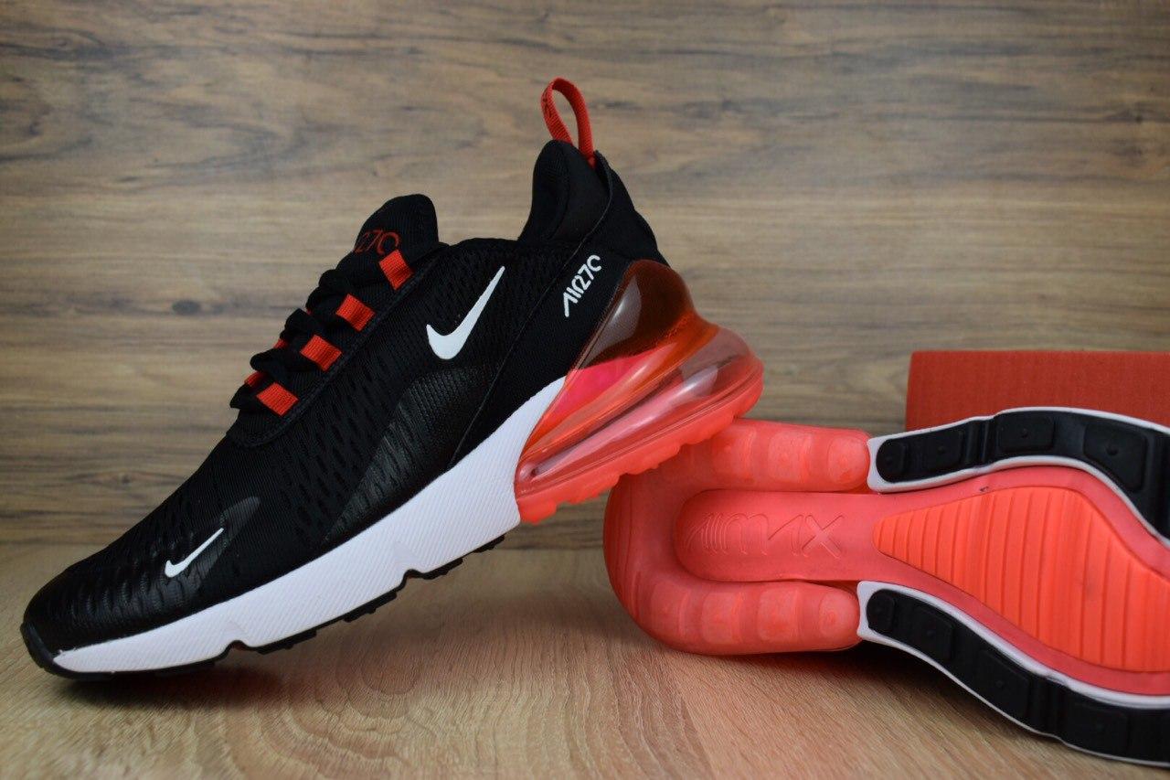 e37dcd2acb8 Nike Air Max 270 Black Red (41-45)