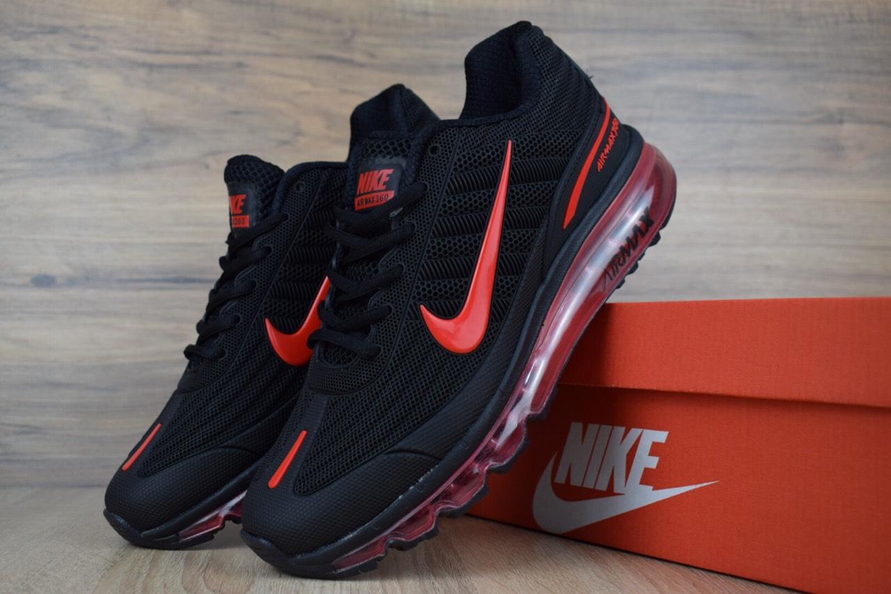 9a872ee8174 Nike Air Max 260 Black Red (41-45)